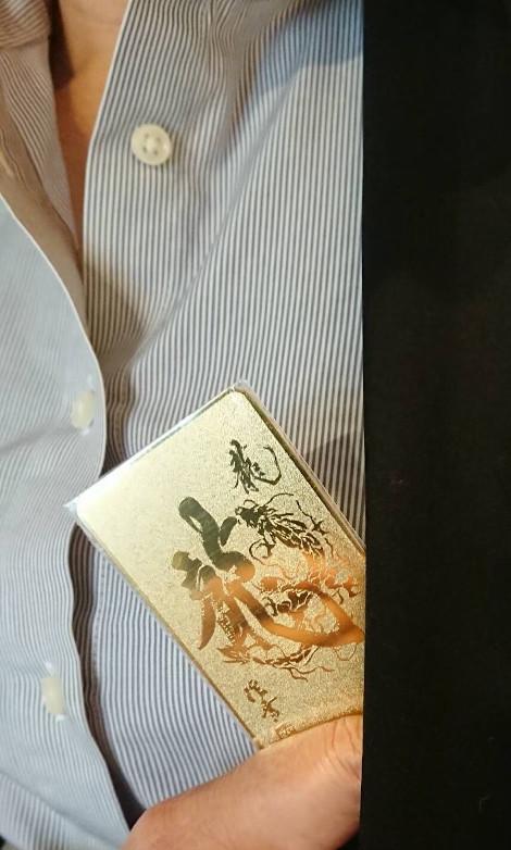 カードスタイル(お守り①)
